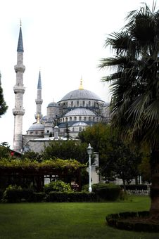 Free Sultanahmet Mosque Stock Photography - 17159462