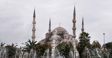Free Sultanahmet Mosque Royalty Free Stock Photos - 17159478