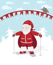 Free Santa Stock Photos - 17159523