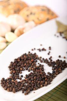 Free Black Pepper Stock Photo - 17159530