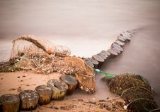 Free Hazy Seashore Stock Photo - 17159750