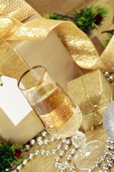 Free Christmas StilLife Stock Images - 17159794