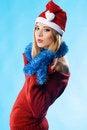 Free Lovely Christmas Girl Royalty Free Stock Photo - 17160275
