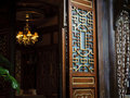 Free Chinese Traditional Door Royalty Free Stock Photo - 17161345