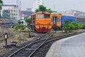 Free Diesel Engine Locomotive Stock Images - 17163604