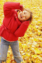 Free Autumn Fun In The Park Royalty Free Stock Images - 17168229