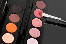 Free Make-up Eyeshadows Stock Photos - 17160783