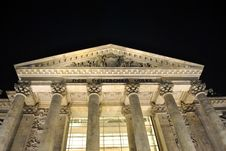 Free Reichstag Stock Images - 17160904