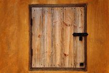 Free Wooden Window Stock Photo - 17161060