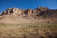 Free Dry Desert Stock Photography - 17161332