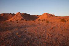 Free Dry Desert Royalty Free Stock Image - 17161516