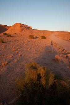 Free Dry Desert Stock Image - 17161531