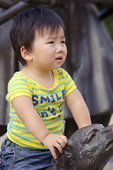 Free Playing Baby Royalty Free Stock Image - 17161546