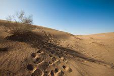 Free Dry Desert Stock Images - 17161634