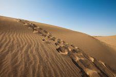Free Dry Desert Stock Image - 17161651