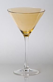 Free Martini Glass Royalty Free Stock Image - 17161806