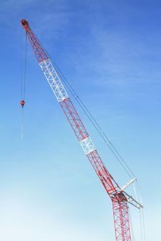 Free Cranes Royalty Free Stock Photo - 17161925