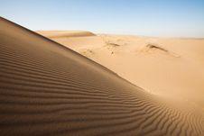 Free Dry Desert Royalty Free Stock Image - 17161926