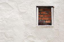 Free Deadlock Window Royalty Free Stock Photography - 17162427