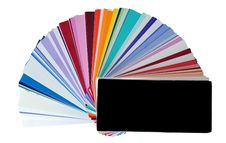 Free Color Swatches Stock Images - 17163324