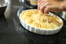 Free Apple Pie In The Making Stock Photo - 17164120