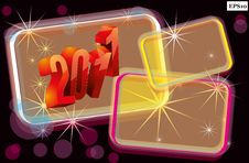 Free New Year 2011 Royalty Free Stock Images - 17165429