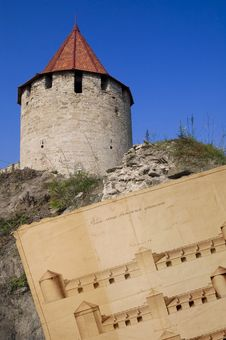 Free Medieval Tower Of Citadel Royalty Free Stock Images - 17165699