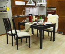 Free Kitchen Royalty Free Stock Photo - 17165765