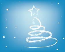 Free Christmas Tree Royalty Free Stock Photography - 17165957