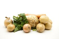 Free Vegetable For Soup Stock Photo - 17166100