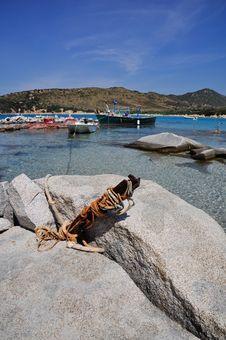 Free Punta Molentis, Villasimius Stock Image - 17167871