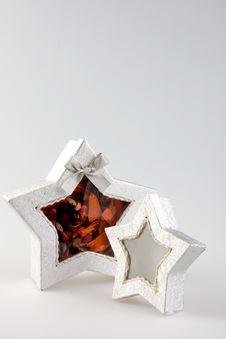 Free Christmas Star Stock Image - 17168441