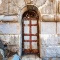 Free Rusty Door Stock Photography - 17173452