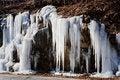 Free Frozen Stream Stock Image - 17173991