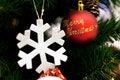 Free Christmas Tree Ornaments Royalty Free Stock Photos - 17178618