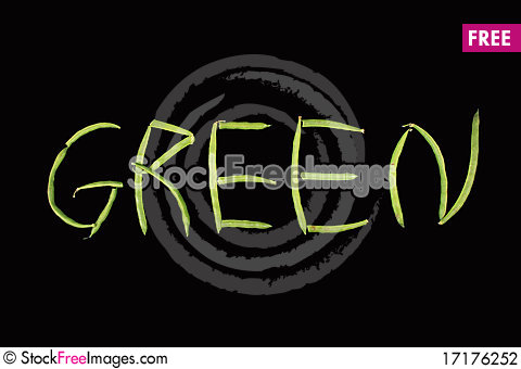 Free Green Stock Photography - 17176252