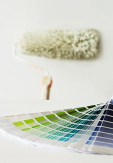 Free Color Palette Stock Photos - 17170113