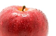 Free The Ripe Red Apple. Royalty Free Stock Photography - 17170487