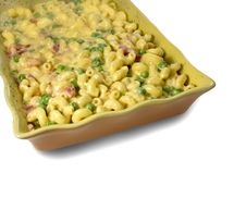 Free Macaroni And Cheese Royalty Free Stock Image - 17171066