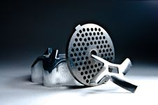 Free Meat Grinder Stock Photo - 17171340