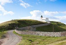 Free Scottish Lighthouse Stock Photos - 17171793
