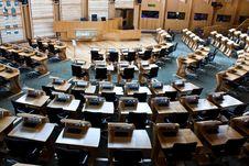 Free Edinburgh Parliament Royalty Free Stock Photos - 17171938