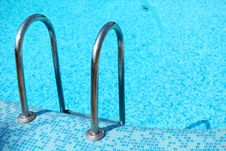 Free Blue Swimming Pool Stock Image - 17172221