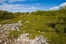 Free Prehistoric Maze On Greater Zayatsky Island Royalty Free Stock Photography - 17172367