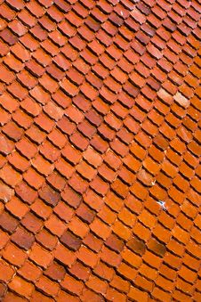 Free Red Tile For Background Stock Photos - 17172373
