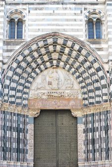 Genoa (Italy) Stock Image