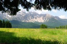 Free Mountains In Trentino Alto Adige Royalty Free Stock Photography - 17172967