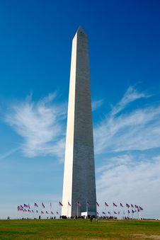 Free The Washington Memorial Royalty Free Stock Photos - 17173208