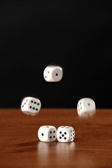 Free Dice Stock Photography - 17173652