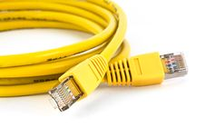 Free Ethernet Cable Stock Photos - 17173983